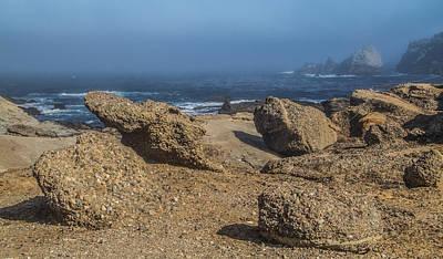 Photograph - Pt. Lobos by Roger Mullenhour