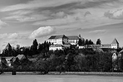 Europe Photograph - Ptuj Castle by Ivan Slosar