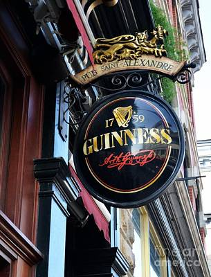 Photograph - Old Quebec Pubs by Mel Steinhauer