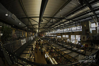 Photograph - Public Market by David Bearden