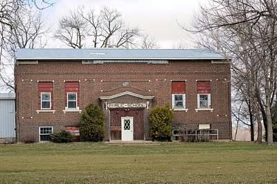 Photograph - Public School by Bonfire Photography