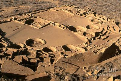 Pueblo Bonito Art Print