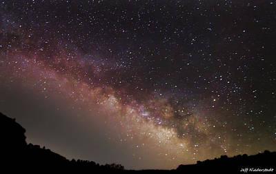 Photograph - Pueblo Milkyway by Jeff Niederstadt
