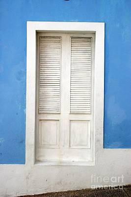 Photograph - Puerta En El Viejo San Juan by Francisco Pulido