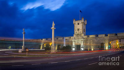 Photograph - Puerta Tierra Cadiz Spain by Pablo Avanzini