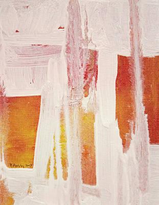 Yucatan Painting - Puertas 1  C2013 by Paul Ashby