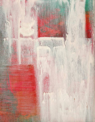 Abstract Painting - Puertas II  C2013 by Paul Ashby