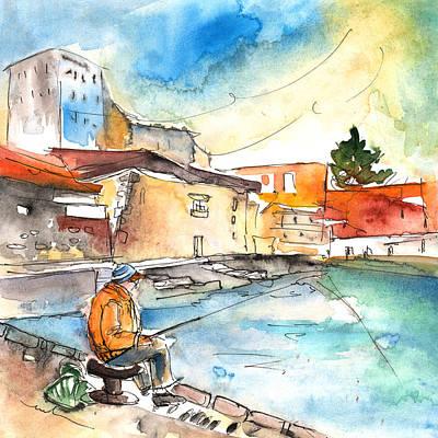 Painting - Puerto De La Cruz 04 by Miki De Goodaboom