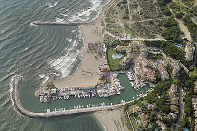 Al Andalus Photograph - Puerto Deportivo Cabopino by Blom ASA
