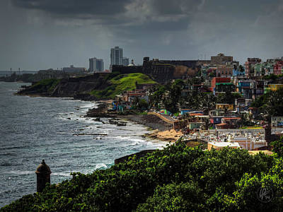 Photograph - Puerto Rico Vista 001 by Lance Vaughn