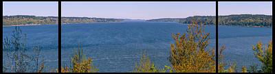 Photograph - Puget Sound Panoramic by Tikvah's Hope