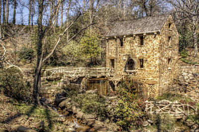 Photograph - Pugh's Mill by Jason Politte