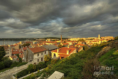 Colliseum Photograph - Pula-vista  by Rob Hawkins