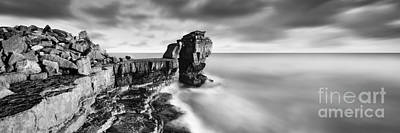 Pulpit Rock Art Print by Rod McLean