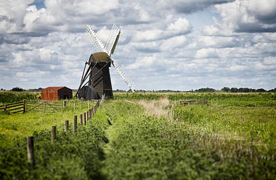 Kitchen Mark Rogan - Wind Pump by Ian Merton
