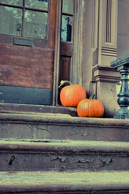 Photograph - Pumpkin A Squat by JAMART Photography