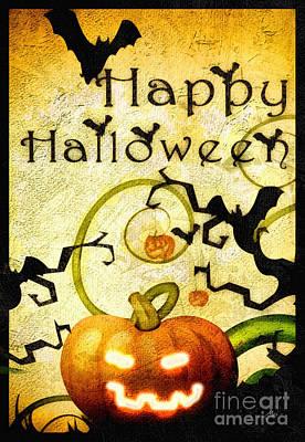 Pumpkin Art Print by Mo T
