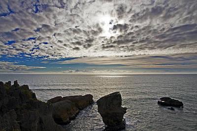 Photograph - Punakaiki Pancake Rocks #3 by Stuart Litoff