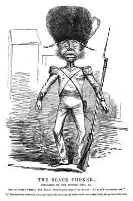 Punch British Soldier Art Print