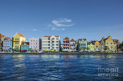 Photograph - Punda Curacao by Louise Magno