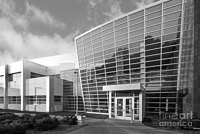 Nanotechnology Photograph - Purdue University Birck Nanotechnology Center by University Icons