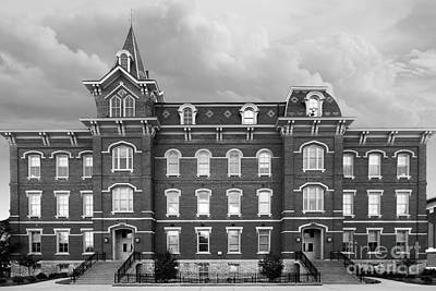 Indiana Photograph - Purdue University Hall by University Icons