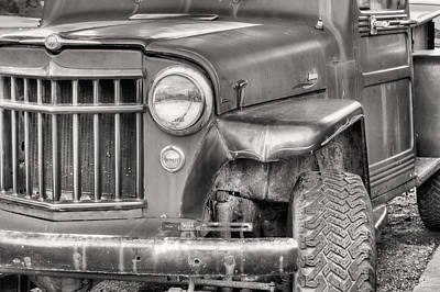 Truck Photograph - Pure American by JC Findley