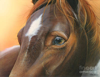 Painting - Pure Grace by Mike Brown