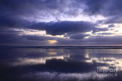 Photograph - Purple Coast by John F Tsumas