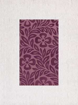 Purple Flowers Digital Art - Purple Flowers by Aged Pixel