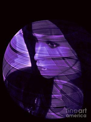 Photograph - Purple Love by Eva-Maria Di Bella