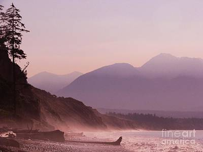 Photograph - Purple Mountain Majesty ...from Sea To Shining Sea by Terri Thompson