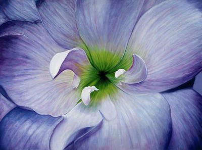 Painting - Purple Passion by Jeannette Tramontano