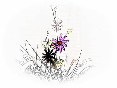 Photograph - Purple Petals by Regina Arnold