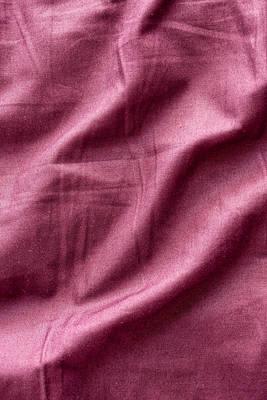 Bed Linens Photograph - Purple Sheet by Tom Gowanlock