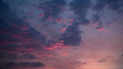 Photograph - Purple Sky by Ryan Heffron