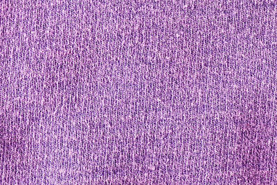 Royalty-Free and Rights-Managed Images - Purple textile by Tom Gowanlock