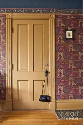 Leather Purses Photograph - Purse Hanger by Margie Hurwich