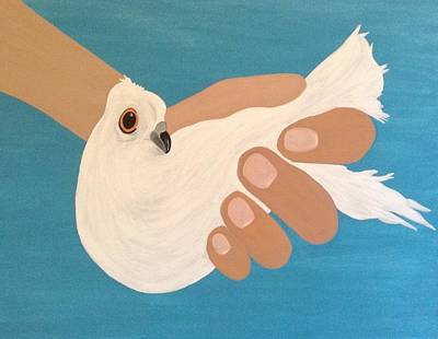 Painting - Pursuit by Surbhi Grover