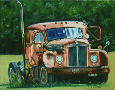 Painting - Put Out To Pasture by Jill Ciccone Pike