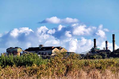 Photograph - Puunene Mill 33 by Dawn Eshelman
