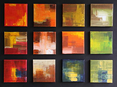 Puzzle Iv Original by Christiane Schulze Art And Photography