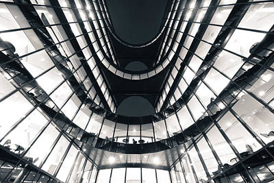 Photograph - Pwc London by Songquan Deng