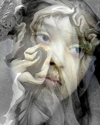 Photograph - Pygmalion's Galatea by Jodie Marie Anne Richardson Traugott          aka jm-ART