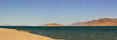 Photograph - Pyramid Lake 3 by Brent Dolliver