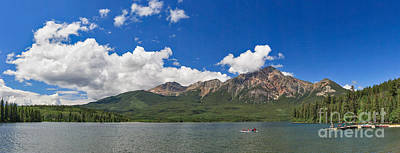 Photograph - Pyramid Lake And Mountain by Charles Kozierok