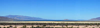Photograph - Pyramid Lake by Brent Dolliver