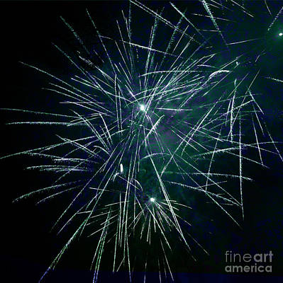 Photograph - Pyrotechnic Delight by John Stephens