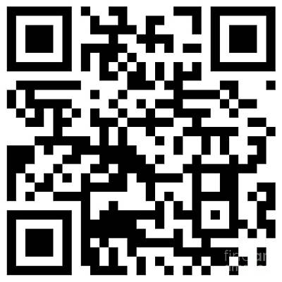 Matrix Code Photograph - Qr Code Example by GIPhotoStock