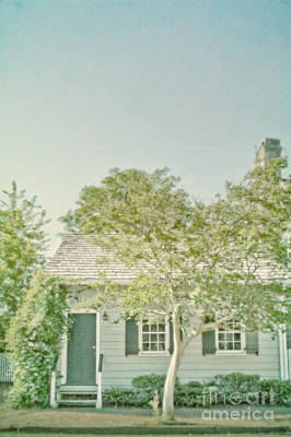 Quaint Home Art Print by Margie Hurwich
